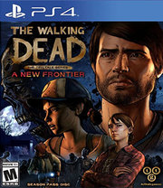 The Walking Dead: The Telltale Series - A New Frontier para PS4