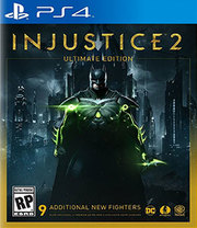Injustice 2 Ultimate Edition para PS4