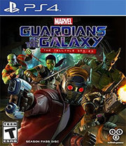 Marvel's Guardians of the Galaxy - The Telltale Series para PS4