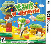Poochy & Yoshi's Woolly World para 3DS
