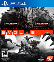 Evolve Ultimate Edition para PS4