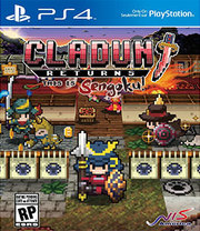 ClaDun Returns: This is Sengoku! para PS4