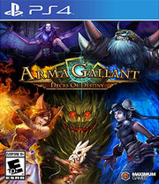 ArmaGallant: Decks of Destiny para PS4