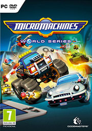 Micro Machines World Series para PC