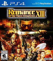 Romance of the Three Kingdoms XIII para PS4