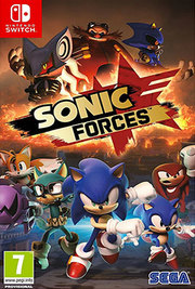 Sonic Forces para Nintendo Switch