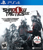 Shadow Tactics: Blades of the Shogun para PS4