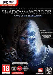 Middle-Earth Shadow of Mordor Game of the Year Edition para PC