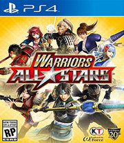 Warriors All-Stars para PS4