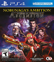 Nobunaga's Ambition: Sphere of Influence - Ascension para PS4