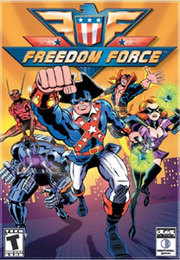 Freedom Force para PC