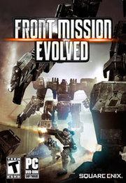 Front Mission Evolved para PC