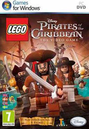 LEGO Pirates of the Caribbean: The Video Game para PC