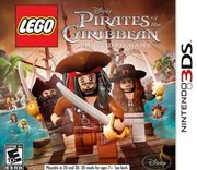 LEGO Pirates of the Caribbean: The Video Game para 3DS