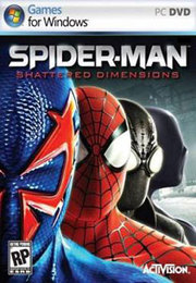 Spider-Man: Shattered Dimensions para PC