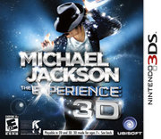 Michael Jackson The Experience 3D para 3DS