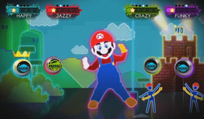 Mario no Just Dance 3?