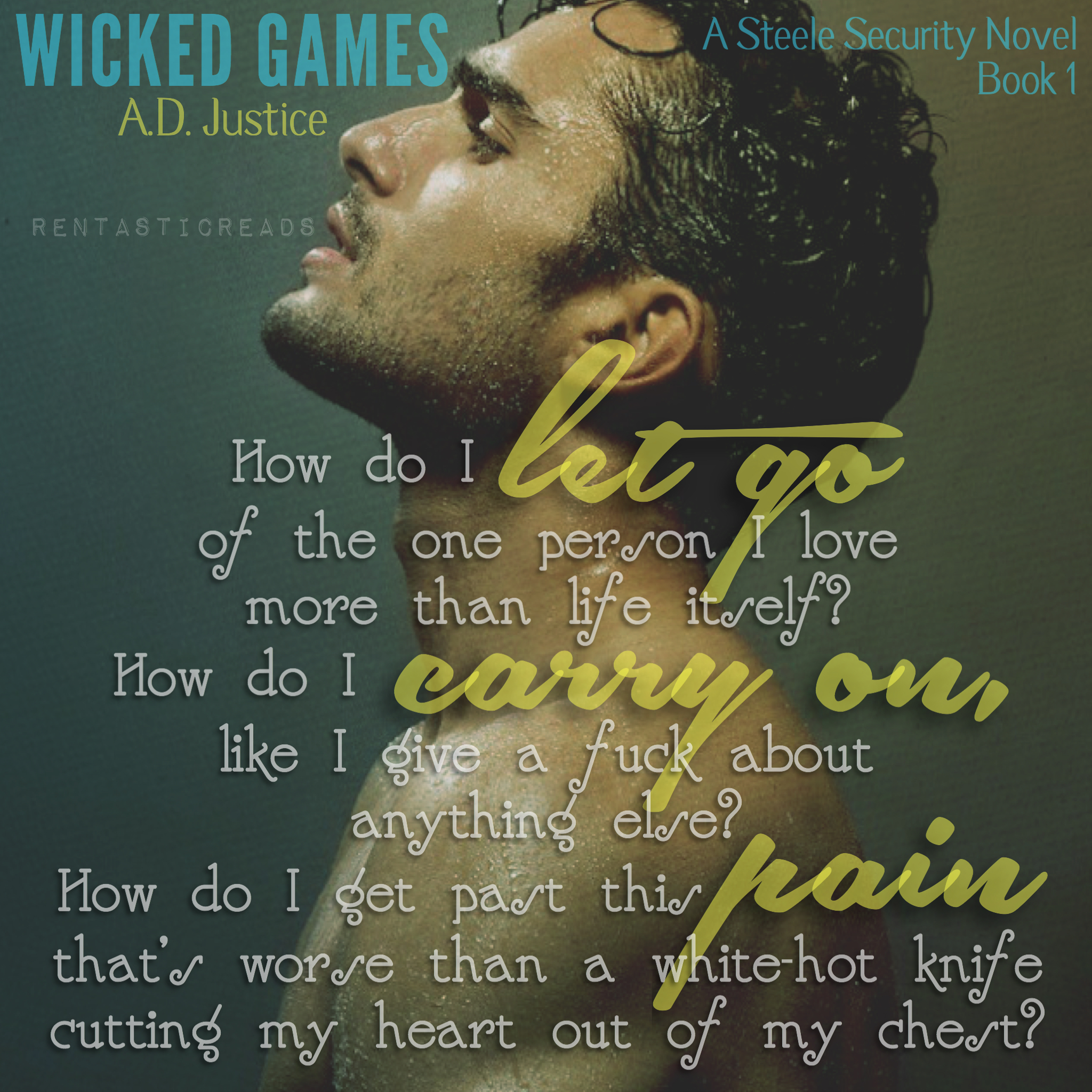 Wicked Games Teaser #1 - #RentasticReads #BabblingChatterReads