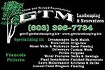GTM Landscaping & Renovations, LLC
