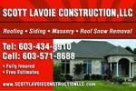 Scott Lavoie Construction LLC.