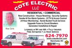 Cote Electric, LLC