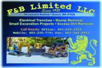 F & B Limited Excavation