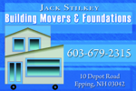 Building Movers & Foundations