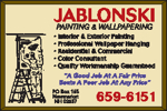 Jablonski Painting & Wallpapering