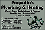 Paquettes Plumbing & Heating