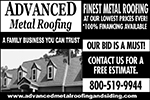 Advanced Metal Roofing LLC