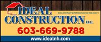 Ideal Construction, LLC