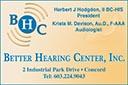 Better Hearing Center, Inc.