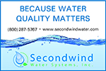 Secondwind Water Systems, Inc.