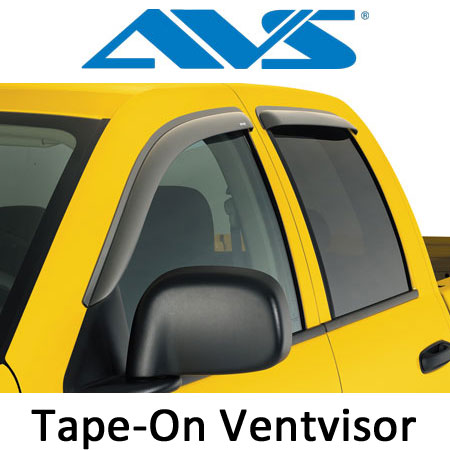 AVS Ventvisor Window Vents