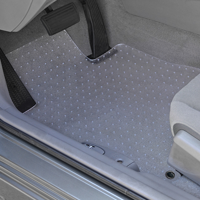 DuraClear Custom Fit Vinyl Floor Mats