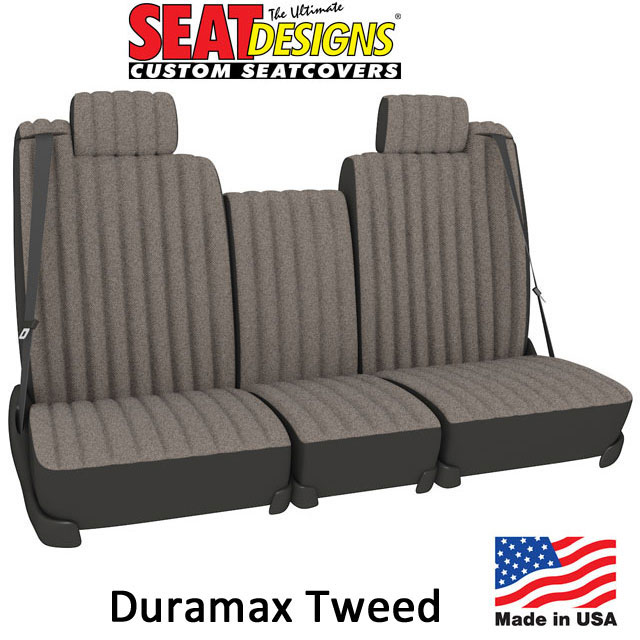 Duramax Tweed Seat Covers