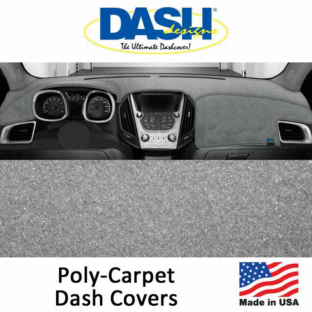 Dash Designs Carpet Dash Covers