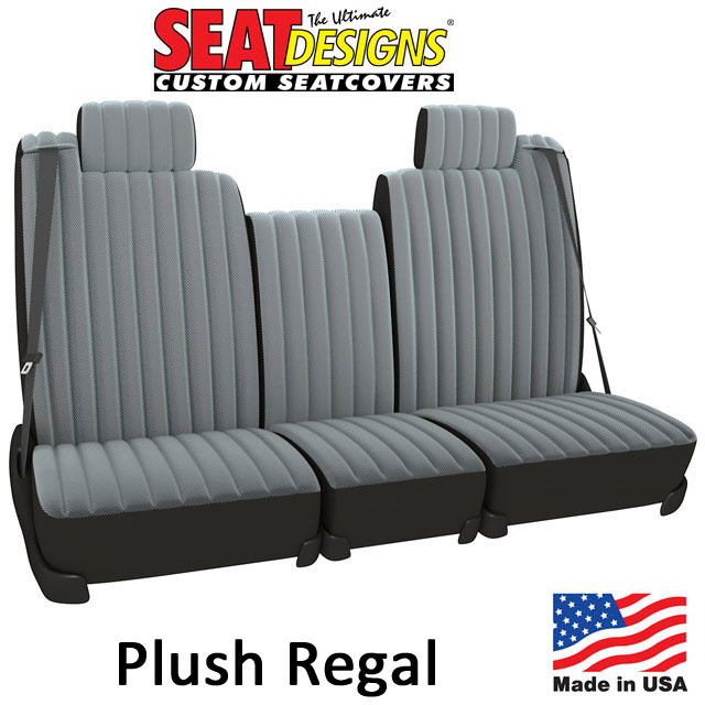 Plush Regal Seat Covers