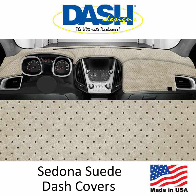 Dash Designs Sedona Suede Dash Covers