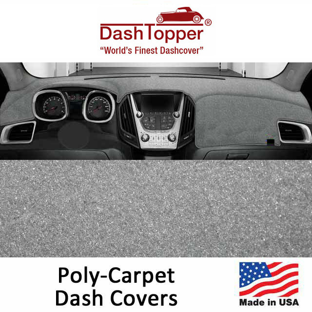 Dash Toppers Carpet Dash Covers