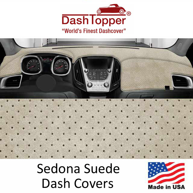 Dash Toppers Sedona Suede Dash Covers