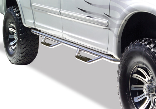 Go Rhino D2 Series Side Steps