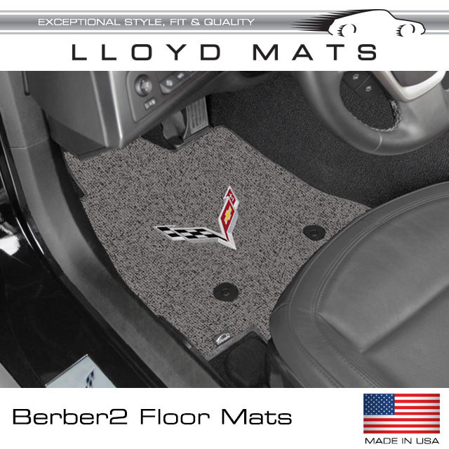 Berber 2 Custom Fit Floor Mats