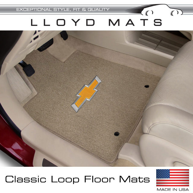 Classic Loop Custom Fit Floor Mats