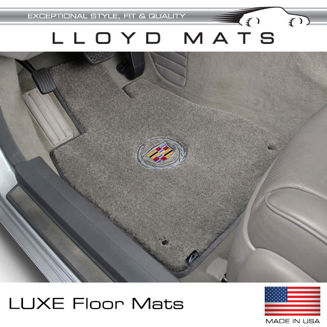 Luxe Custom Fit Floor Mats