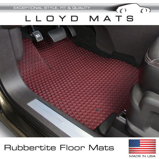 RubberTite Custom Fit Floor Mats