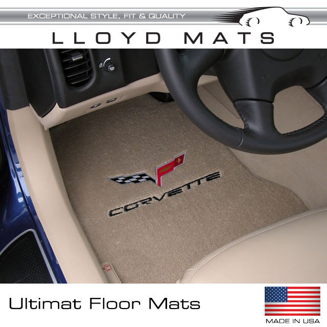 Ultimat Custom Fit Floor Mats