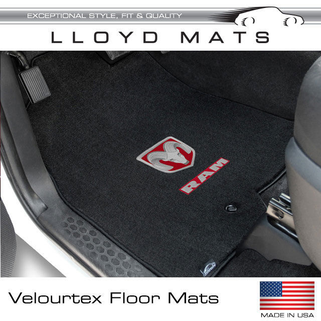 Velourtex Custom Fit Floor Mats