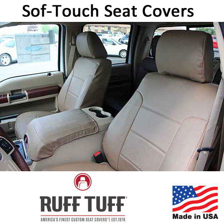Sof-Touch Seat Covers