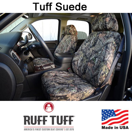 Tuff Suede Seat Covers